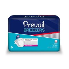 Prevail - First Quality Prevail Breezers - Adult Briefs - Ultimate Absorbency