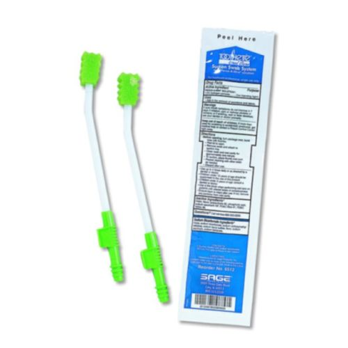 Sage Toothette Plus Suction Swab Single-Use System