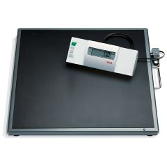 Bariatric Floor Scale with Remote Display - 800 lb Capacity