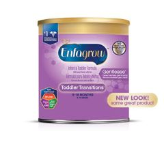 Enfagrow® Toddler Transitions® Gentlease® - 20 oz. Can