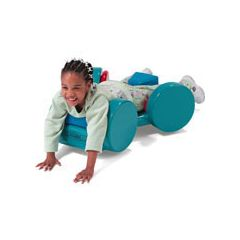 "Tumble Forms Jettmobile - Child - 28"" long - Fits chidren up to 40"" (102 cm) and 125 lbs."