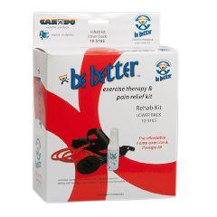 Cando Be Better Rehab Kit, Lower Back