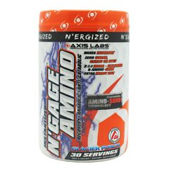 Axis Labs N'Ergized N'Gage Amino - Glacier Punch