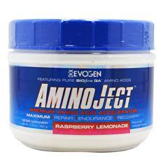 Evogen AminoJect - Raspberry Lemonade