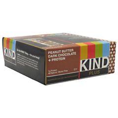 Kind Snacks Kind Plus - Peanut Butter Dark Chocolate + Protein