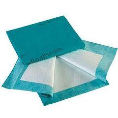 "Cardinal Health™ Premium Disposable Underpad, Maximum Absorbency, 31"" x 36"", Teal"