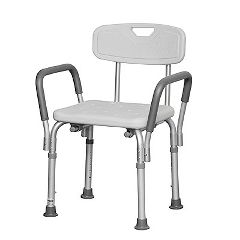 ProBasics Bath Bench with Arms