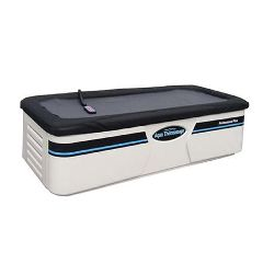 S/H Aqua Thermassage III Table W/ Casters & Crate