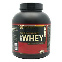 Gold Standard Optimum Nutrition Gold Standard 100% Whey - Chocolate Coconut