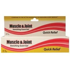 Muscle and Joint Pain Relief Gel