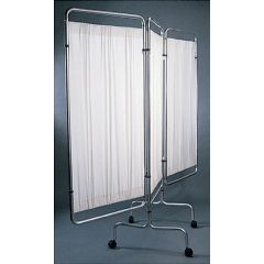 Medline Three-Panel Privacy Screen