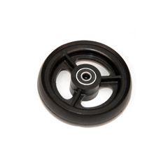 "3 Spoke Urethane Wheel - 4 x 1"""