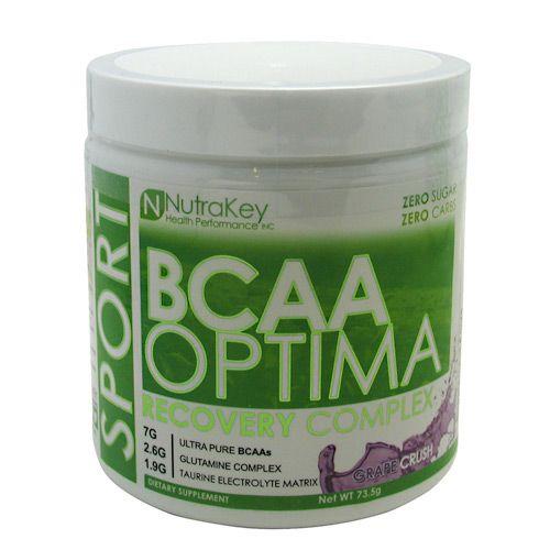 Nutrakey BCAA Optima - Grape Crush Model 827 583103 02