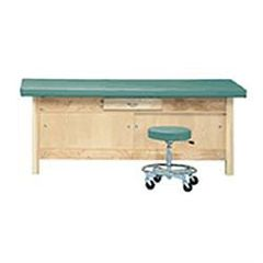 Bailey Manufacturing Treatment Table With Enclosed Cabinet & Drawer