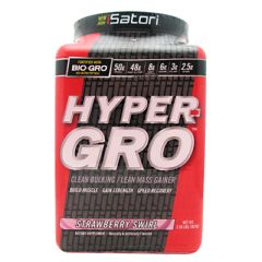 iSatori Hyper-Gro - Strawberry Swirl