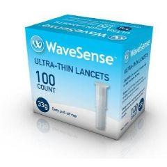 Wavesense 33 Gauge Lancet