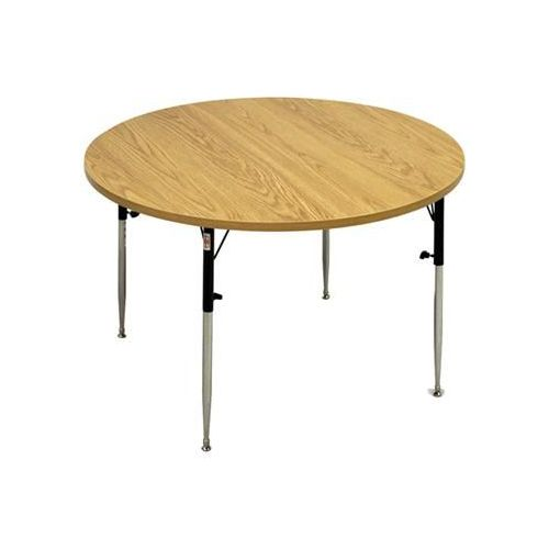 "Hausmann 48"" Round Table Model 886 0412"