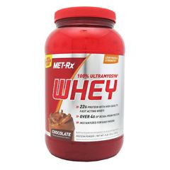 MET-Rx 100% Ultramyosyn Whey - Chocolate