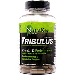 Nutrakey Tribulus Sports Performance Supplement 100 Capsules