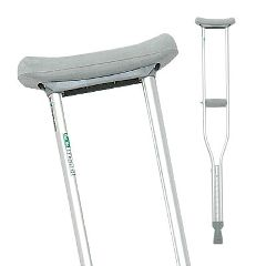 ProBasics Aluminum Crutches, Tall Adult