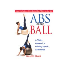 Fitball Abs on the Ball - Book