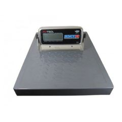 Bariatric Patient Bathroom Scale - 750 lbs Capacity