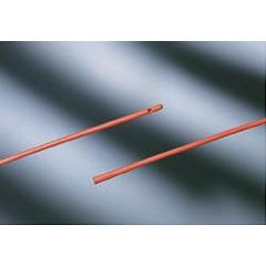 Bardex Red Rubber Urethral Catheter - Robinson Model