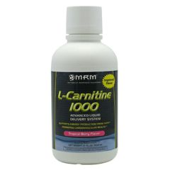 MRM L-Carnitine 1000 - Tropical Berry Flavor
