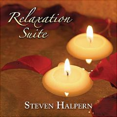 Music Design Relaxation Suite By Steven Halpern Cd
