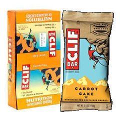 Clif Bar, Inc. Clif Bar Natural Energy Bar - Carrot Cake