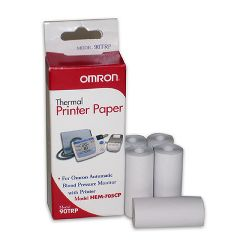 Omron (Marshall) Measurement Printout Blood Pressure Monitor - Replacement Thermal Paper