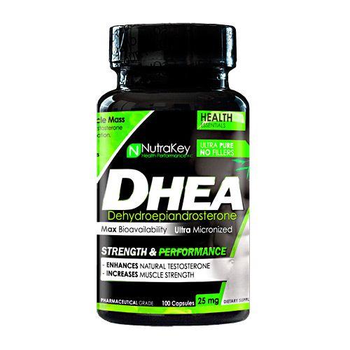 Nutrakey DHEA 25mg Model 827 585070 01