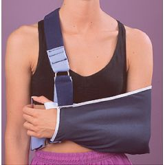 AliMed Shoulder Immobilizer with Body Strap