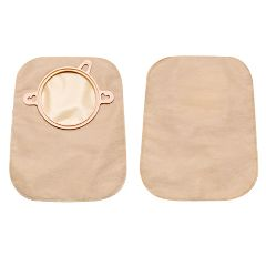 New Image 2-Piece Closed Mini Ostomy Bag