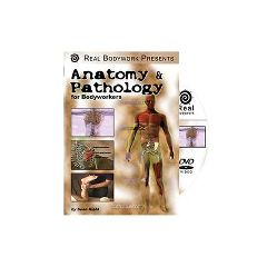 Real Bodywork Anatomy And Pathology For Bodyworkers DVD by S. Reihl