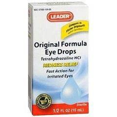 Cardinal Health Leader Eye Drops Original Formula