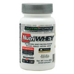 Nutriforce Sports NutriWhey - Vanilla