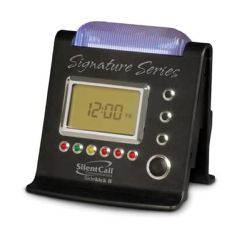 Silent Call Communications Silent Call Signature Series Sidekick II Strobe Clock Receiver