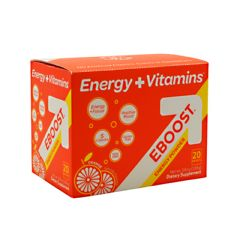 Eboost Eboost Energy Powder - Orange