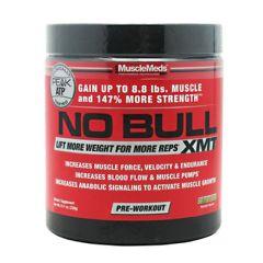 Muscle Meds No Bull XMT - Lemon Ice