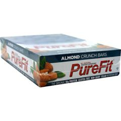 PureFit Nutrition Bar - Almond Crunch