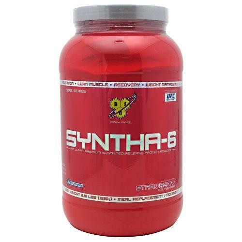 BSN Syntha-6 - Strawberry Milkshake