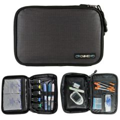 ChillMED Elite Diabetic Insulin Cooler Diabetic Bag - Slate Color