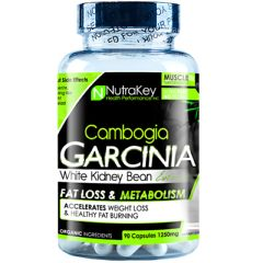 Nutrakey Garcinia Cambogia White Kidney Bean Extract