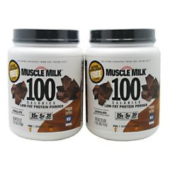 CytoSport Muscle Milk 100 Calories 2-pack - Chocolate
