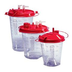 Cardinal Health Suction Canister Hydrophobic Filter 800 cc