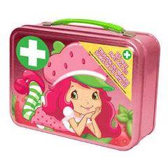 Cosrich Strawberry Shortcake  First Aid Kit