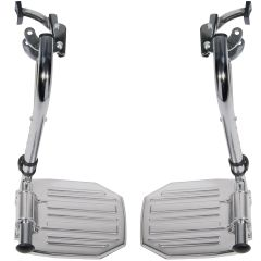 Drive Sentra Swing Away Footrests