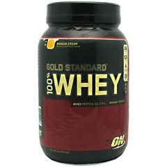 Gold Standard Optimum Nutrition Gold Standard 100% Whey - Banana Cream