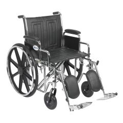 Drive Sentra EC Heavy Duty Wheelchair